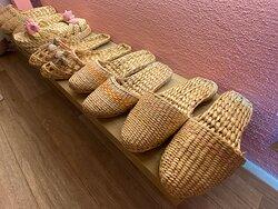 Gozo Straw handmade sandals