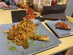 Piccolo ristorante in centro Vasto