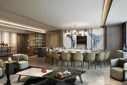 G-YAN Chinese Restaurant VIP Room