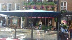 The Palm Court Brasserie
