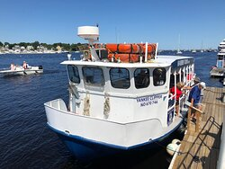 Easy access to the dock from downtown Newburyport