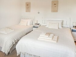 The Cream Room is our most versatile as a standard double, twin, single, single occupancy of a double or family.