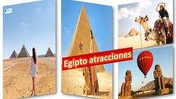 All Tours Egypt te ofrece muchos paquetes en Egipto atracciones. Hay varios paquetes en Egipto atracciones como paquetes clásicos en Egipto, viajes Mar Rojo en Egipto, paquetes luna de miel, safari viajes en Egipto, viajes cortos en Egipto, Egipto paquetes económicos, viajes para mayores en Egipto, viajes para discapacitados y Egipto golf viajes. Disfrutas de hacer paquetes en Egipto atracciones y haces fabulosas excursiones en El Cairo, Luxor, Aswan, Hurghada y Sharm El Sheikh.