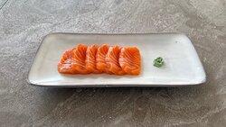 Sashimi Salmón