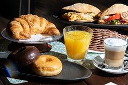 Desayunos en Bocachica...