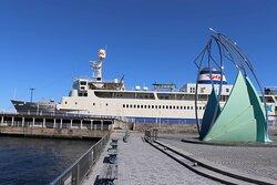 かつての青函連絡船です