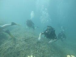 Experience dive met het gezin