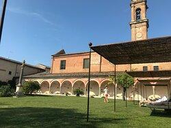 Fantastisch hotel in de schaduw van Siena