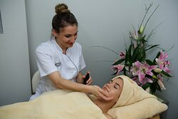 Hotel's Famous Aphrodite Spa Join us for your facials!