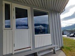 Fleischer's Motel over gaten: hundevennlig og bra!