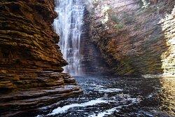 Cachoeira do Buracão - Chapada Diamantina BA