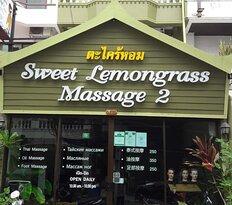 Sweet Lemongrass Massage