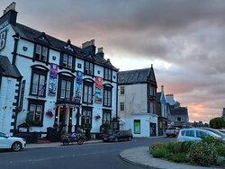 Highly recommend friendly Hotel in the centre of Moffat