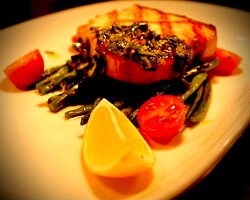 """""""Sword Fish!One of the best on menu for fish lovers"""""""