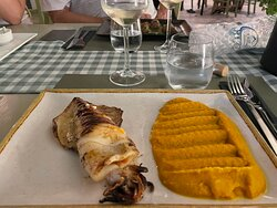 Den bedste restaurant vi fandt på Rhodos