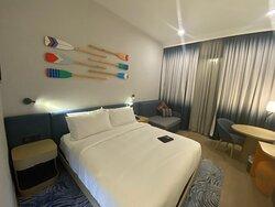 Schönes Hotel aber….