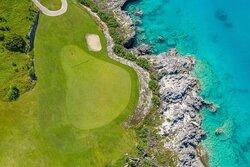Five Forts Golf Club 18th Hole