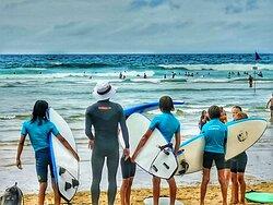 Ecole de Surf Esprit Océan