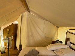 Must read before booking - Disappointing Glamping experience