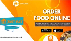 Order now via just eat!!!