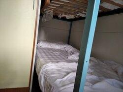 bungalow: stanzetta con letti a castello