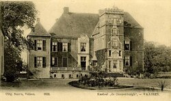 Ansichtkaart, omstreeks 1920