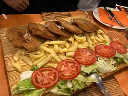 Productos de mar fresquisimos y deliciosos!