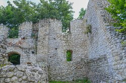 Ruiny zamku Pilcza