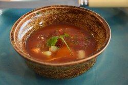 Wonderful gazpacho