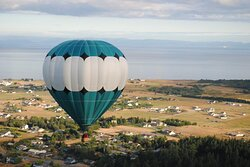 Morning Star Balloon Company will be providing tethered hot-air balloon rides at our Augtoberfest event on Saturday, August 14th.
