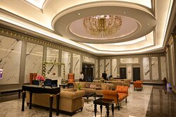 The Largest Lobby