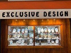 Diseños exclusivos
