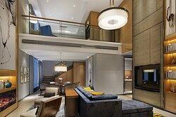 Living Room for Penthouse Premier