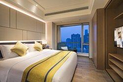 Somerset Swan Lake Hefei 1Bedroom Deluxe Bedroom