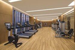 Somerset Swan Lake Hefei Gym