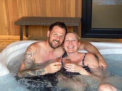 Giant Hot Tub!