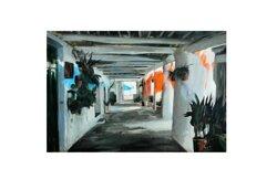Algunas de las obras que se pueden ver en Art Studio.