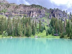 Silver Basin. Gorgeous and peaceful.  Beautiful place to let my mom's ashes go.