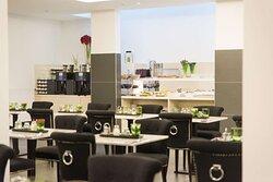 Breakfast Area | Arthotel ANA Boutique Six Vienna