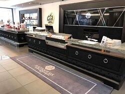 Reception I Arthotel ANA Boutique Six