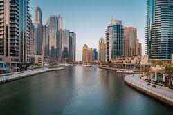 Go on a cruise, shop and dine at Dubai Marina