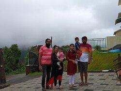 Happy guests at Vagamist  Resort, Vagamon