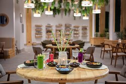 Ch'i For Life: Vegan restaurant in Antalya
