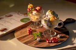 Ch'i For Life: vegan ice-cream