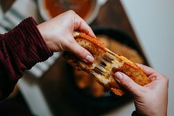 restaurant viande americain lobster roll fruits de mer poisson burger hot dog surf and turf