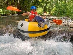 Pollino River Tubing