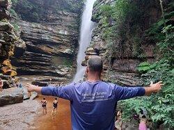 Cachoeira ddo Mosquito - Chapada Diamantina BA