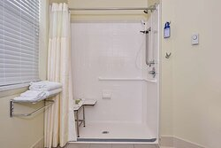 Mobility Accessible Guest Bathroom