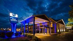 Hotel Exterior - Night Shot