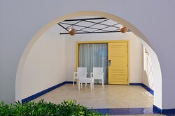 Deluxe Guest Room Terrace